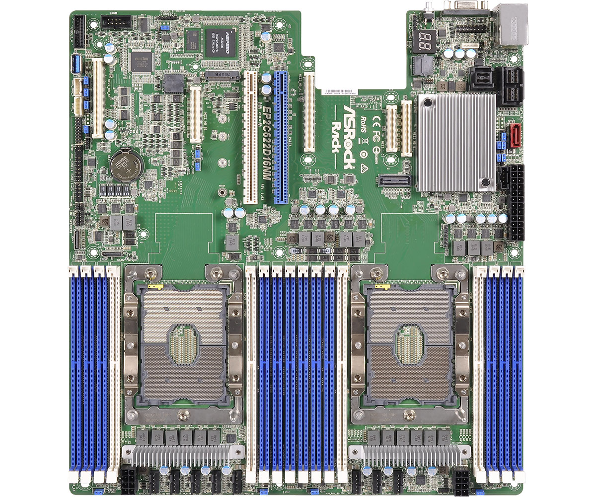 32GB EP2C622D16HM EP2C622D16NM only by CMS C124 EP2C622D16FM Memory Ram Compatible with ASRock Server Board EP2C621D16HM-AB 2X16GB